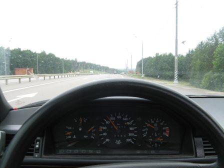 Mercedes-Benz E-Class 1992 - отзыв владельца