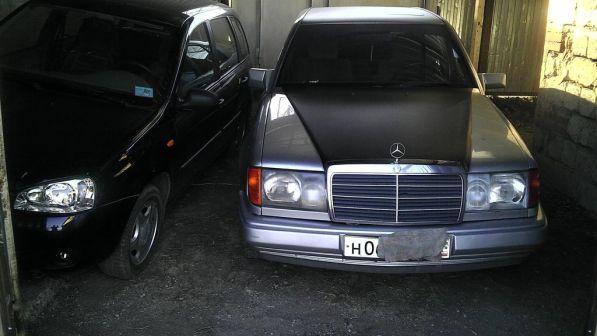 Mercedes-Benz E-Class 1987 - отзыв владельца