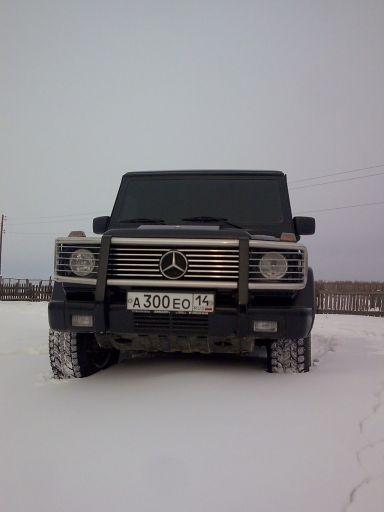 Mercedes-Benz G-Class, 1995