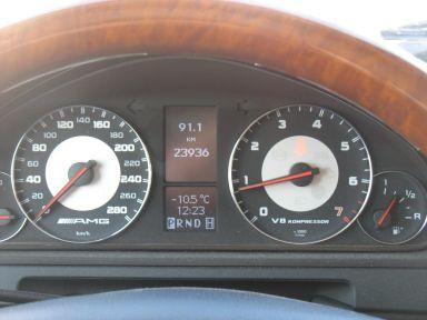 Mercedes-Benz G-Class, 2008