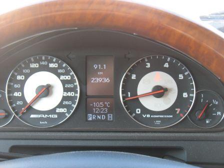 Mercedes-Benz G-Class 2008 - отзыв владельца