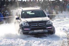 Mercedes-Benz GL-Class, 2011
