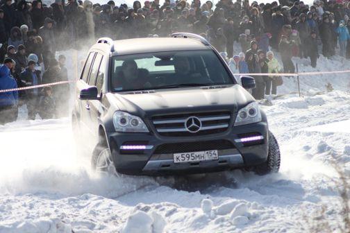 Mercedes-Benz GL-Class 2011 - отзыв владельца