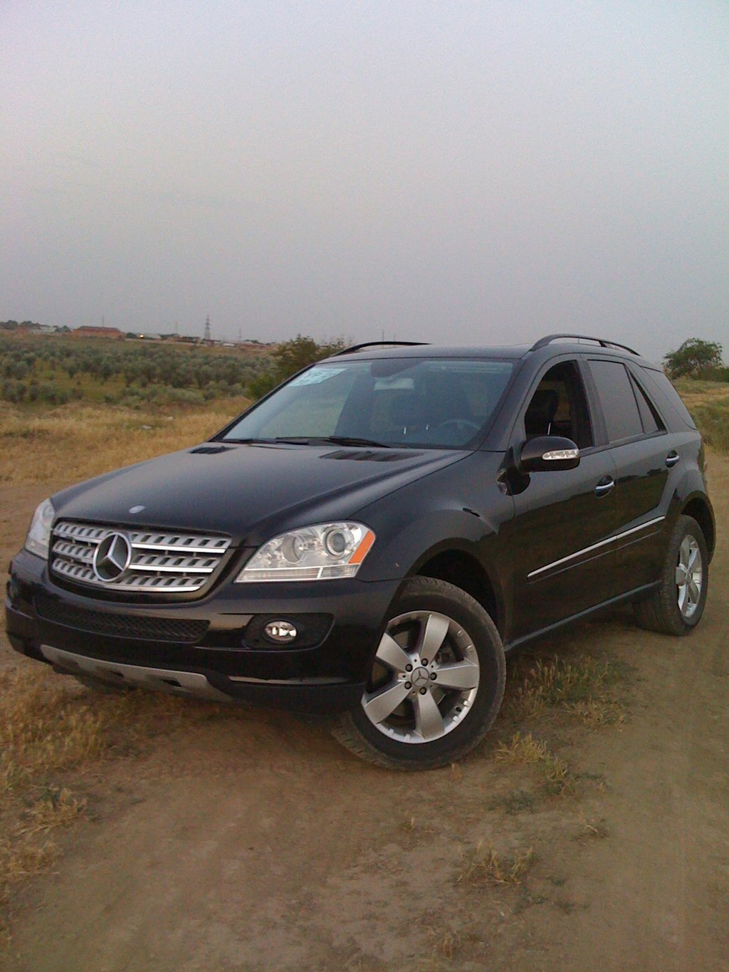 2005 3 5 4 for 2005 mercedes benz ml350 review