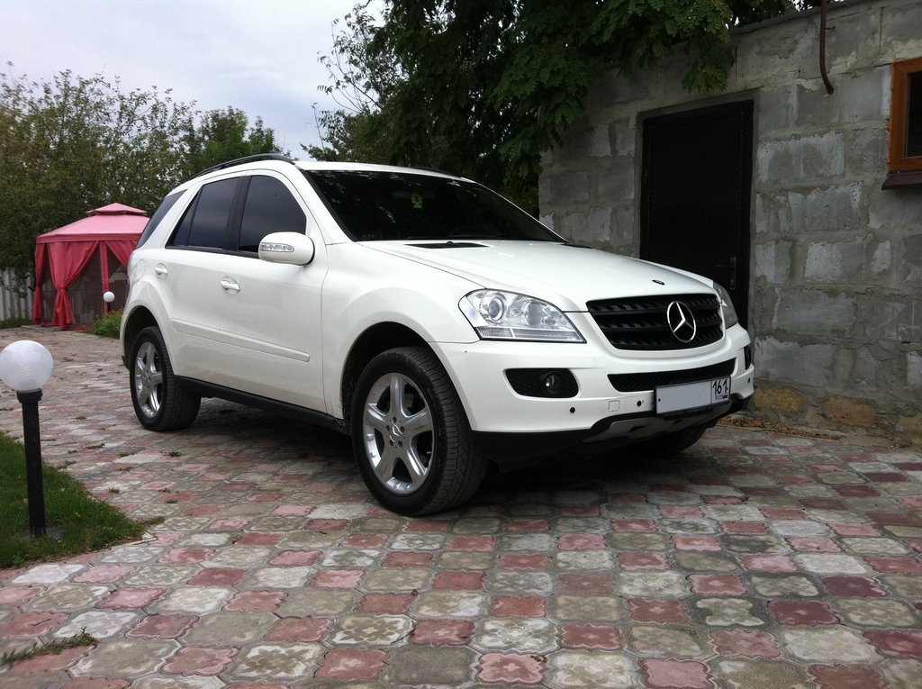 2005 for 2005 mercedes benz ml350 review