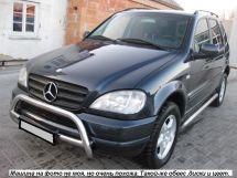 Mercedes-Benz M-Class, 1998