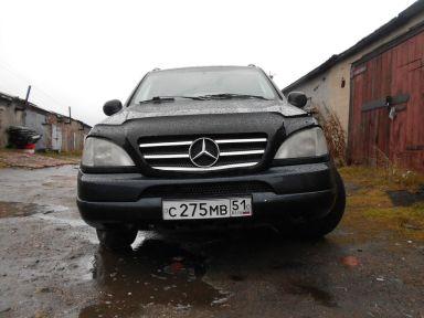 Mercedes-Benz M-Class, 0