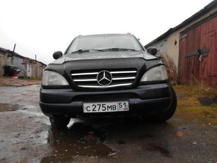 Mercedes-Benz M-Class  - отзыв владельца