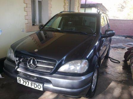 Mercedes-Benz M-Class 1999 - отзыв владельца