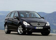 Mercedes-Benz R-Class, 2008