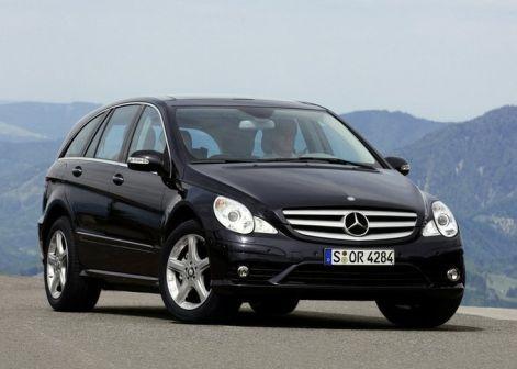 Mercedes-Benz R-Class 2008 - отзыв владельца