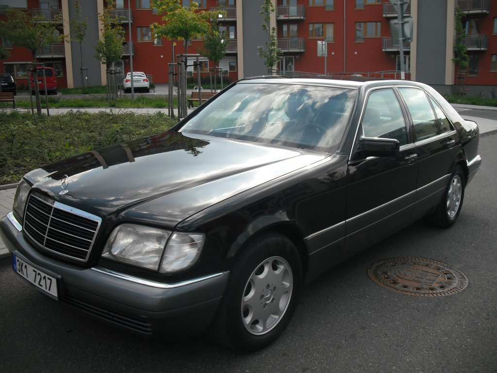 S 1996 for The biggest mercedes benz
