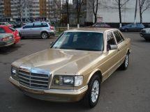 Mercedes-Benz S-Class, 1984