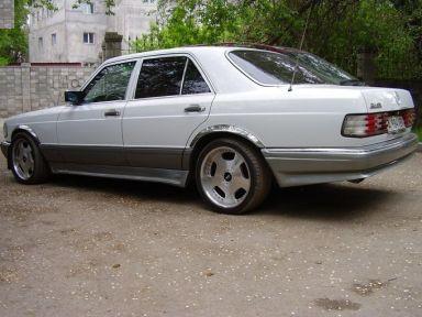 Mercedes-Benz S-Class, 1988