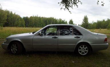 Mercedes-Benz S-Class, 1993