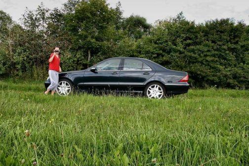 Mercedes-Benz S-Class 2003 - отзыв владельца