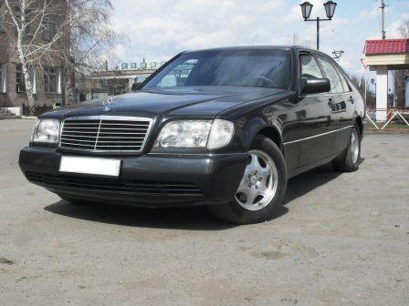 Mercedes-Benz S-Class 1992 - отзыв владельца