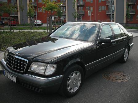 Mercedes-Benz S-Class 1996 - отзыв владельца