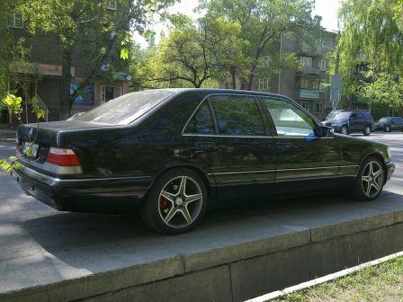 Mercedes-Benz S-Class 1995 - отзыв владельца