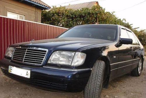 Mercedes-Benz S-Class 1998 - отзыв владельца