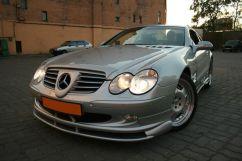 Mercedes-Benz SL-Class, 2007
