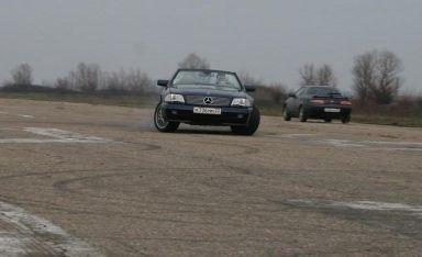 Mercedes-Benz SL-Class, 1997