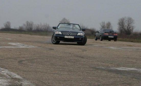 Mercedes-Benz SL-Class 1997 - отзыв владельца