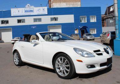 Mercedes-Benz SLK-Class, 2005