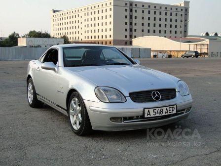 Mercedes-Benz SLK-Class 1997 - отзыв владельца