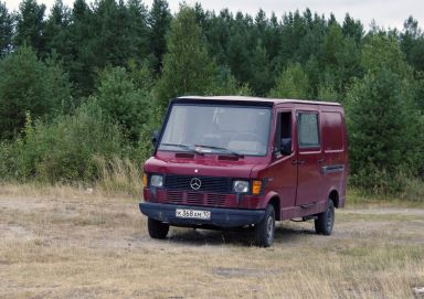 Mercedes-Benz Sprinter, 1990