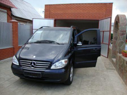 Mercedes-Benz Viano 2005 - отзыв владельца