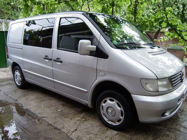 Mercedes-Benz Vito, 2001