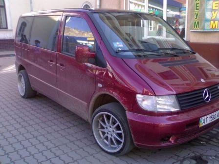 Mercedes-Benz Vito  - отзыв владельца