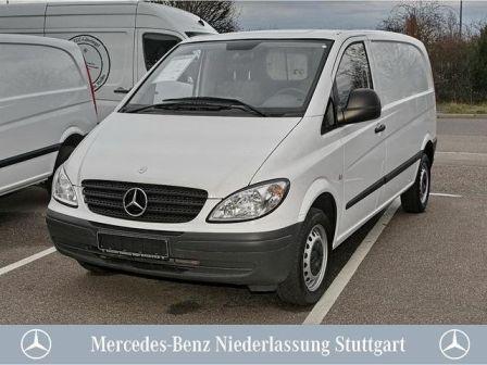 Mercedes-Benz Vito 2005 - отзыв владельца