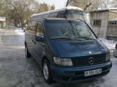Mercedes-Benz Vito 1998 - отзыв владельца