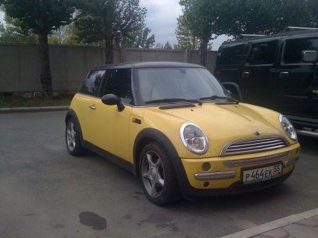 Mini Hatch 2004 - отзыв владельца