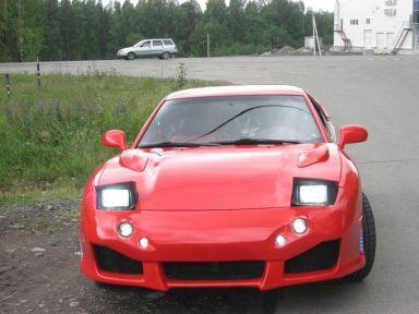 Mitsubishi 3000GT 1991 отзыв автора | Дата публикации 02.07.2009.