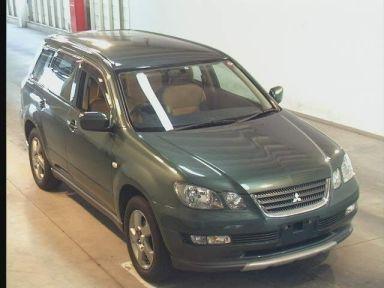 Mitsubishi Airtrek, 2003