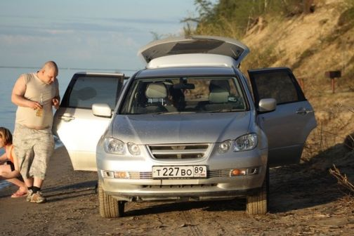 Mitsubishi Airtrek 2001 - отзыв владельца