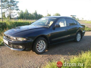 Mitsubishi Aspire, 1999