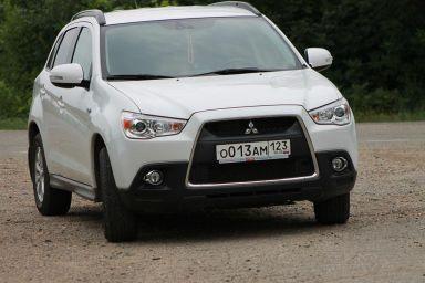 Mitsubishi ASX, 2011