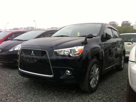 Mitsubishi ASX 2010 - отзыв владельца