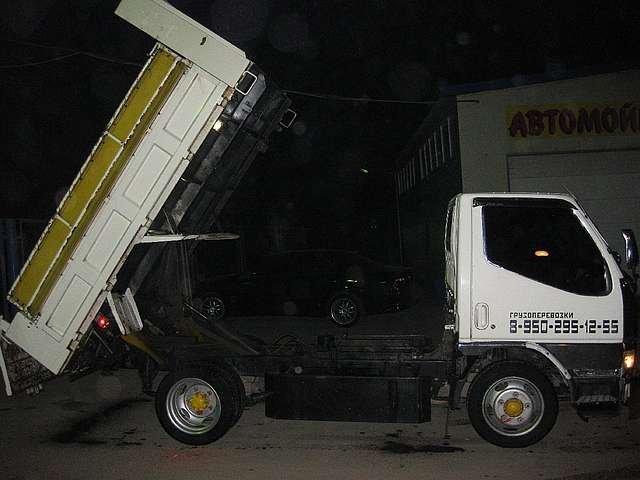 капот на митсубиси кантер 2004г.в.