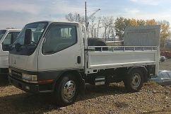 Mitsubishi Canter, 2001