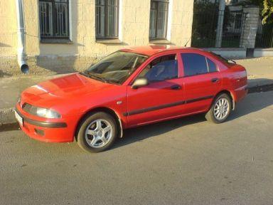 Mitsubishi Carisma 2002 отзыв автора | Дата публикации 05.10.2008.