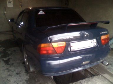 Mitsubishi Carisma, 1997