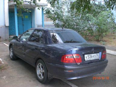 Mitsubishi Carisma 2002 отзыв автора | Дата публикации 03.11.2010.