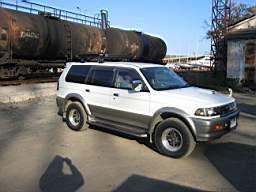 Mitsubishi Challenger 1998 - отзыв владельца