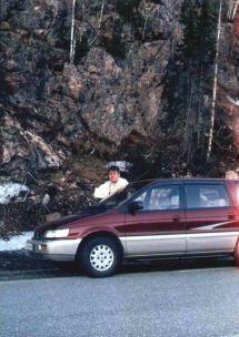 Mitsubishi Chariot, 1991