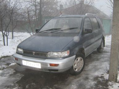Mitsubishi Chariot 1992 отзыв автора | Дата публикации 06.01.2011.